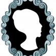 Cameo - Stock Vector