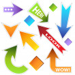 Message Arrow Set - 