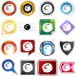 Change Icon Set — Image vectorielle
