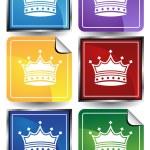 Crown — Stock Vector #3986962
