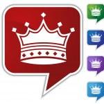 Crown — Stock Vector #3986965