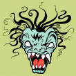 Royalty-Free Stock Vektorgrafik: Ferocious Creature