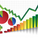 Stock Market Set — Stock Vector