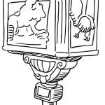 Ornate Mailbox — Stock Vector #3989259