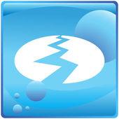 Earthquake — Stock Vector