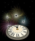 Happy New Year! — Stock Vector