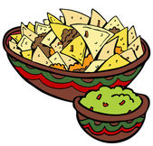 Nachos Tortilla Chips — Stock Vector