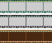 Filme ne — Vetor de Stock