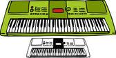 Keyboard — Stock Vector