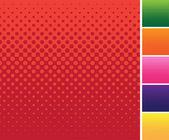 半色调图案 — 图库矢量图片