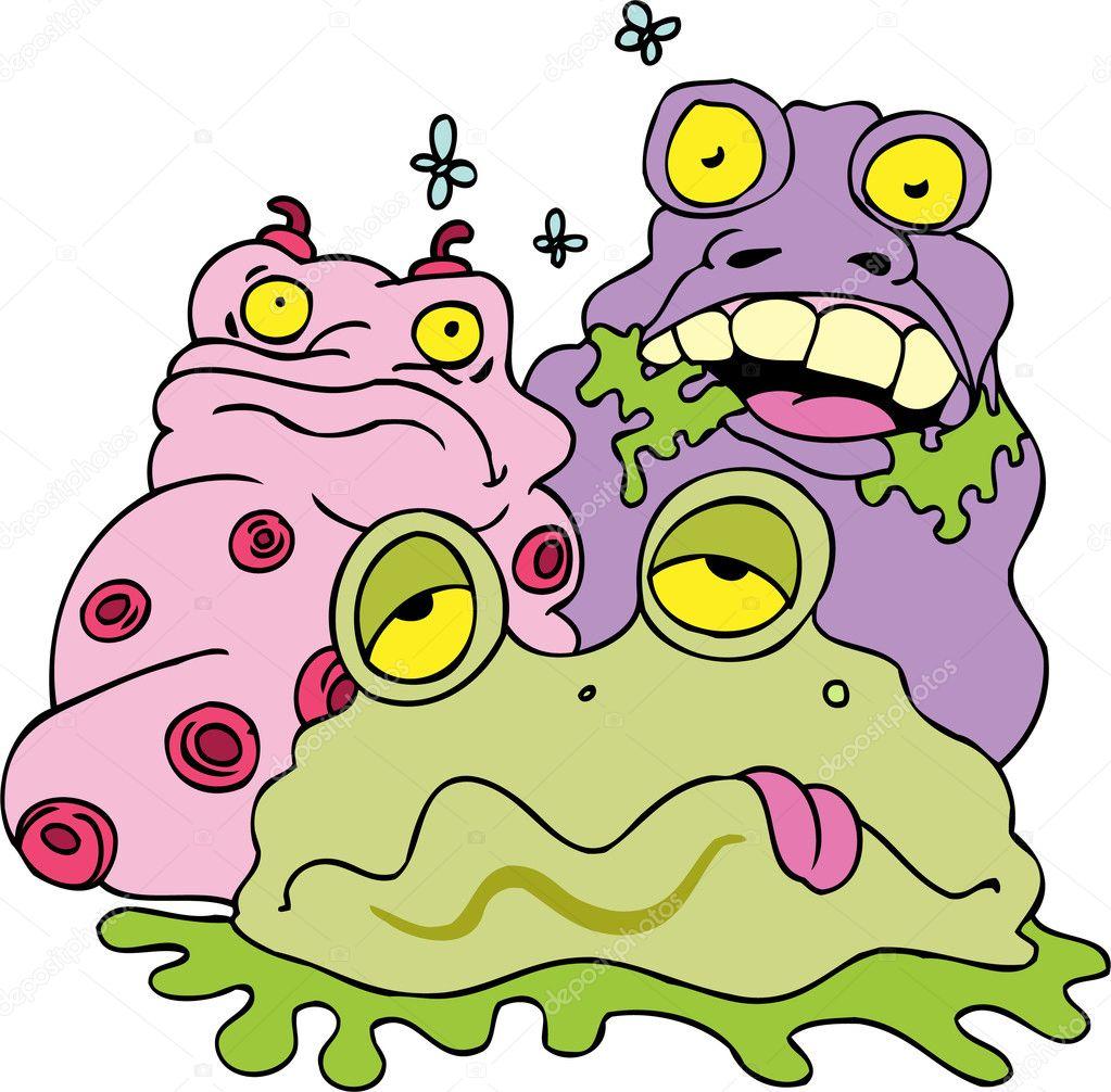 Hentia slimey creatures hentai scenes