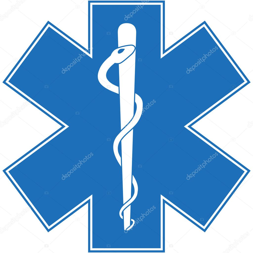 An image of a medical symbol. — Stock Vector #3989846