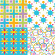 Pattern — Stock Vector