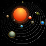 Solar System — Stock Vector #3990819