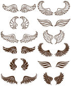 Angel Wings — Stockvector