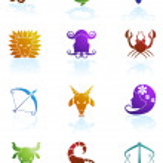 Zodiac Symbols — Stock Vector #4023781