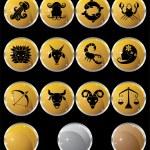 Zodiac Symbols — Stock Vector #4023785