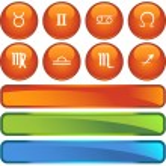 Zodiac Symbols — Stock Vector #4023805