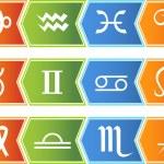 Zodiac Symbols — Stock Vector #4023820