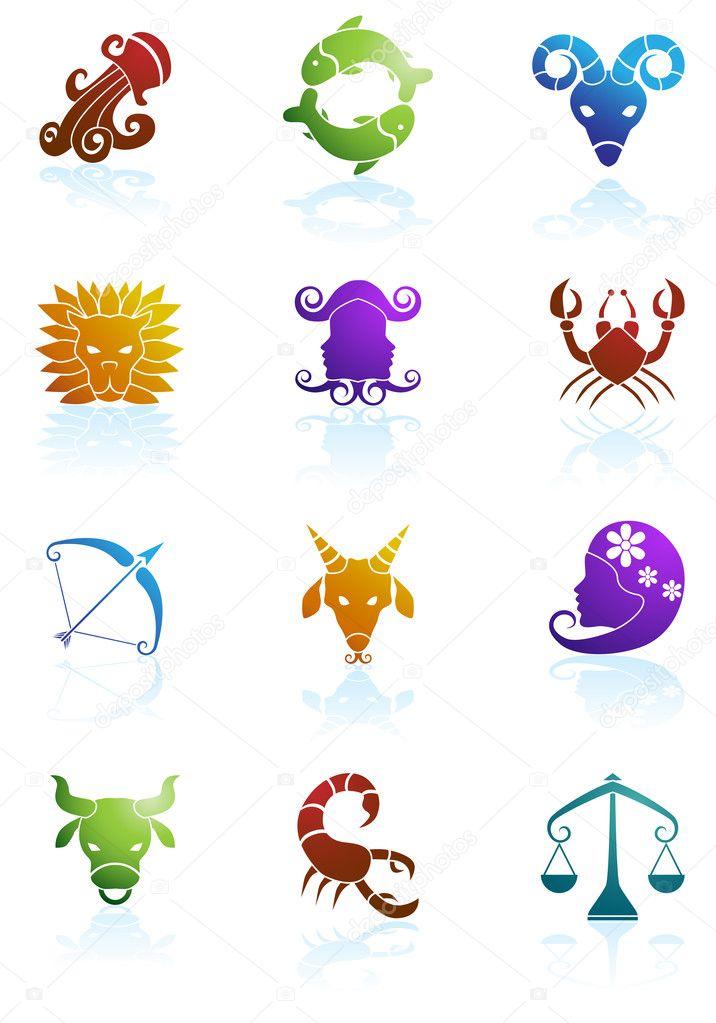Αποτέλεσμα εικόνας για ζώδια σύμβολα