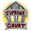 Supreme Court — Vetorial Stock #4387245