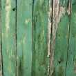 Stock Photo: Painted green