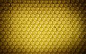 Honey shaped texture — Stock Photo