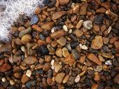 Sea and pebbles — Stock Photo