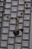 Yüksek moda klavye — Stok fotoğraf