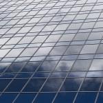Skycraper window — Stock Photo #4327212