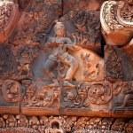 thumbnail of Ramayana story, fragment  Banteay Srei