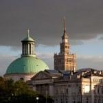 thumbnail of Warsaw skyline