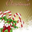 thumbnail of Merry christmas with gifts and candies
