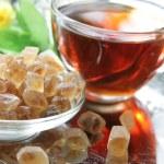 thumbnail of Brown sugar with tea