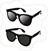 """A set of men's and women's fashionable sunglasses in the classical style of 2010  Different UV - protection of lenses """"Mirror's"""""""