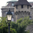thumbnail of Castle lamp