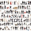 thumbnail of Collage of isolated people