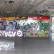 Постер, плакат: Graffiti panorama