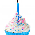 thumbnail of Birthday cupcake