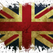 thumbnail of Great Britain flag paint