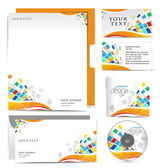 Business style templates for your project design Vector illustration