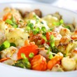 thumbnail of Baked mixed vegetable