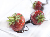 Dezert jahody