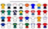 Světový pohár pruh návrhy