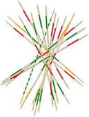 Mikado pick-up sticks