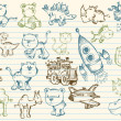 thumbnail of Super Sketch Doodle Vector Set