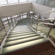 thumbnail of Modern glass stairs