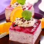 thumbnail of Blueberry cake