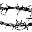 thumbnail of Crown Of Thorns Vector Illustration