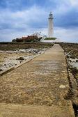St marys maják whitley bay